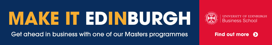 University of Edinburgh Featured Masters Courses