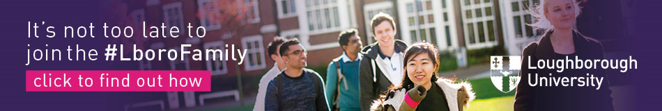 Loughborough University Featured Masters Courses