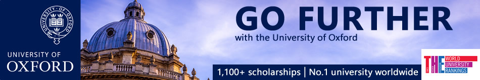 University of Oxford Featured Masters Courses