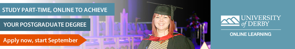 University of Derby Featured Masters Courses