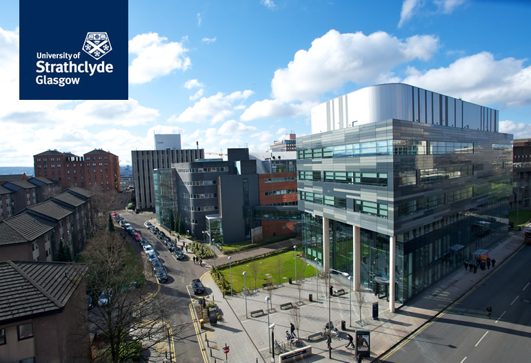 The University of Strathclyde in Glasgow