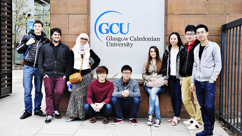 Glasgow Caledonian University - The University for the Common Good