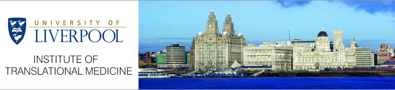 Biomedical Sciences & Translational Medicine, Master of Research (MRes) at University of Liverpool