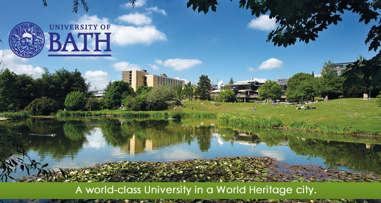 University of Bath Postgraduate Masters Degree Courses