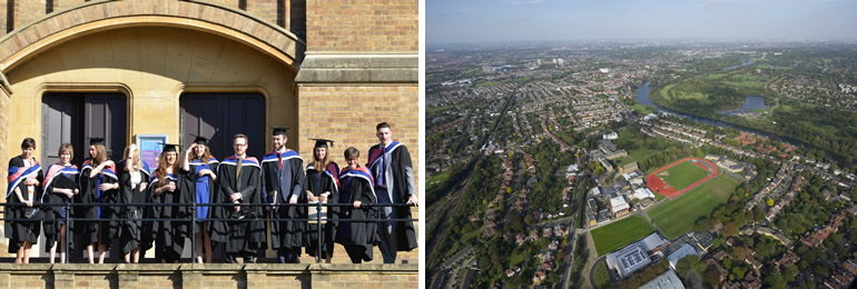 we pride ourselves on our pastoral and social support by taking into account the unique needs of postgraduate students