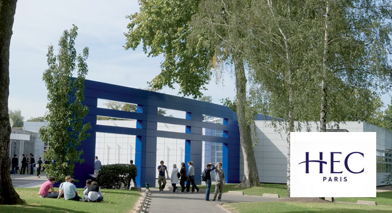 HEC Paris is a world leading Business School, recognized for the quality of its programs