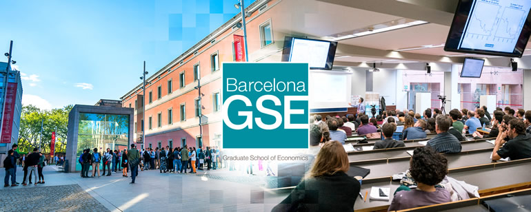 Why study at the Barcelona GSE