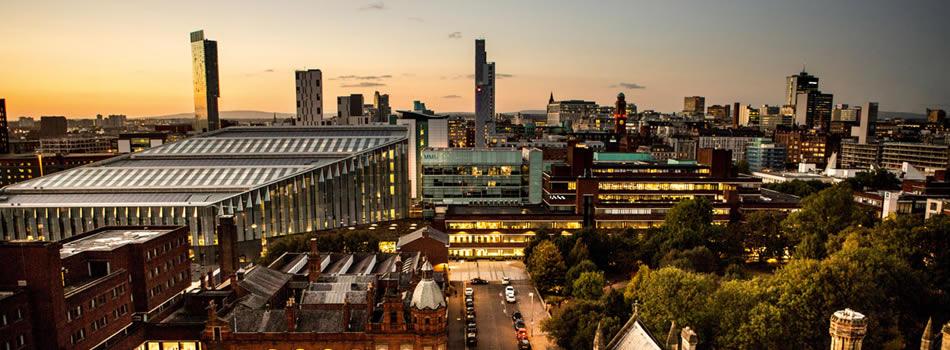 Manchester Metropolitan University Masters Degrees