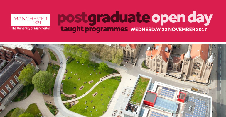 University of Manchester Open Day