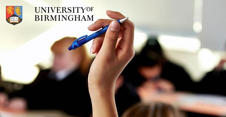 University of Birmingham Open Day
