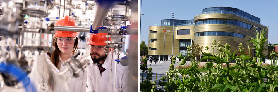 Teesside University offers a range of postgraduate courses