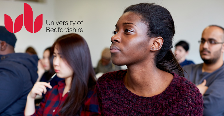 University of Bedfordshire Open Day