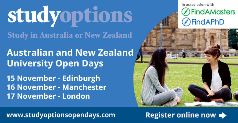 Study Options Open Day