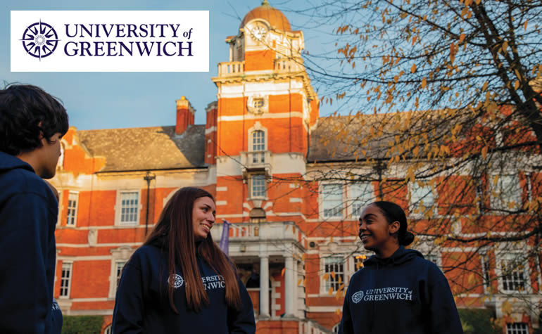 Study with the Faculty of Engineering and Science at the University of Greenwich