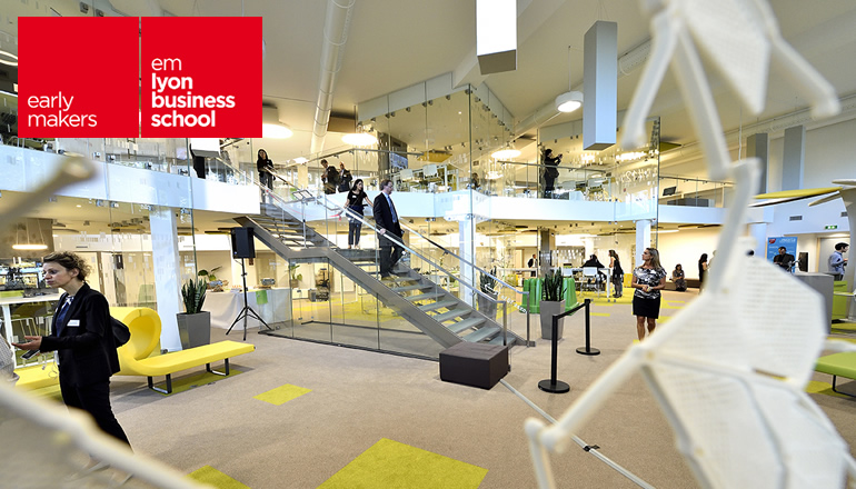 Discover a full range of graduate programs offering a truly international experience at emlyon business school