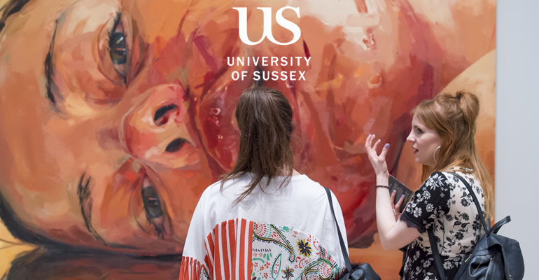 Study a Masters degree in History, Art History, Heritage, Philosophy or American Studies at Sussex, a leading research institution