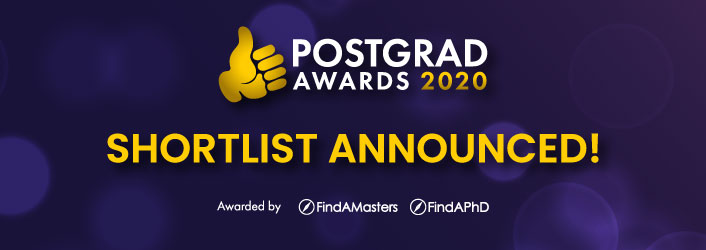 Postgrad Awards - Showcasing the best supervisors, teachers and students.