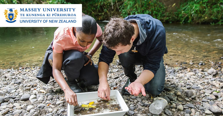 Study Agriculture, Science & Technology in Palmerston North, New Zealand