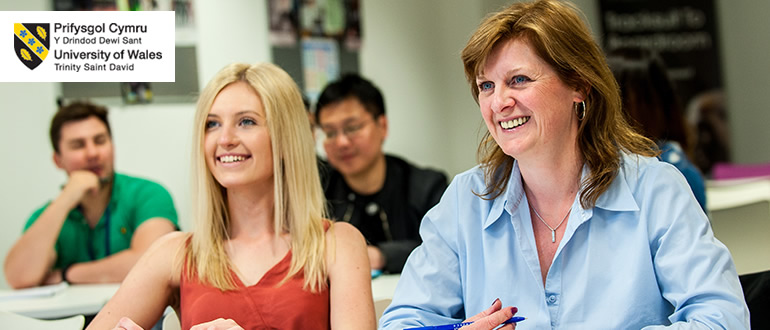 Go further with a postgraduate qualification from UWTSD