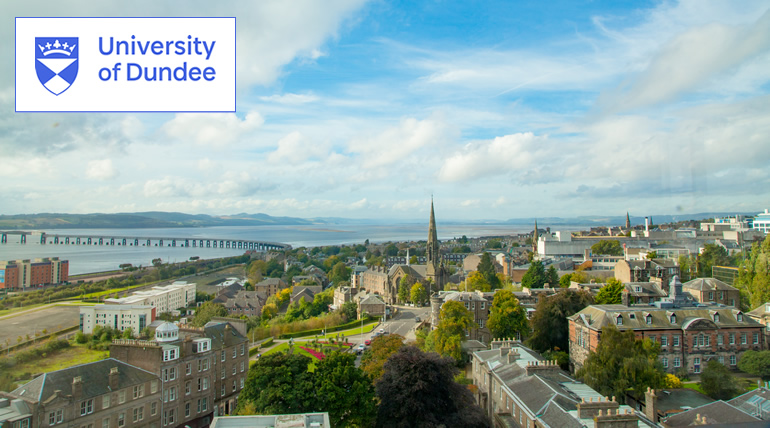 The University of Dundee aims to transform lives