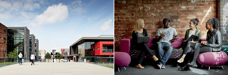 MSc Social Work at the University of Lincoln