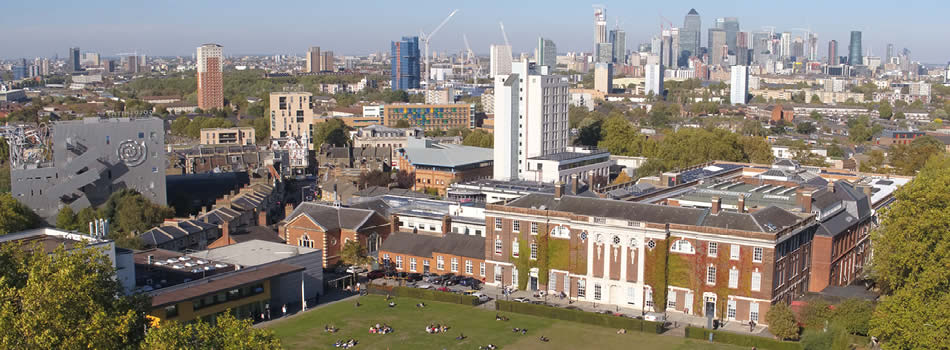 Goldsmiths, University of London Open Day