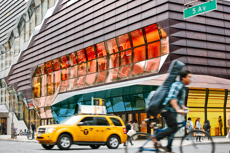 The New School - 10 of the most innovative master's programs in New York City