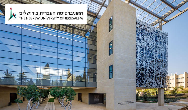 Why Study at the Hebrew University of Jerusalem?