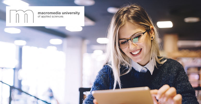 Macromedia University – Munich & Berlin
