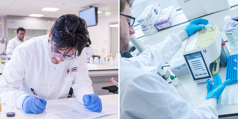 Advance in Science with a Postgraduate Degree