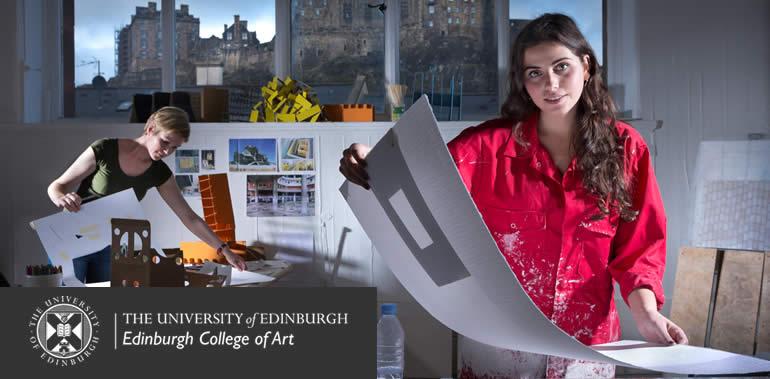 Postgraduate Study At Edinburgh College Of Art