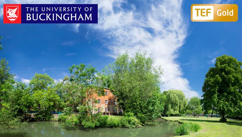 Image result for buckingham university