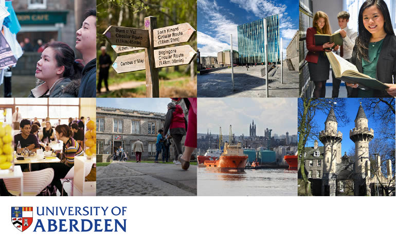 Welcome to the University of Aberdeen
