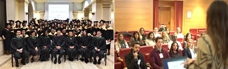 International Master's Degrees in Rome