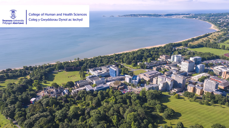 Study at the College of Human and Health Sciences at Swansea University