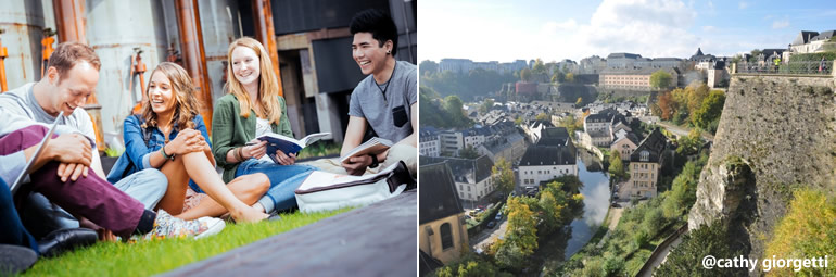 The University of Luxembourg: Faculty of Language and Literature, Humanities, Arts and Education