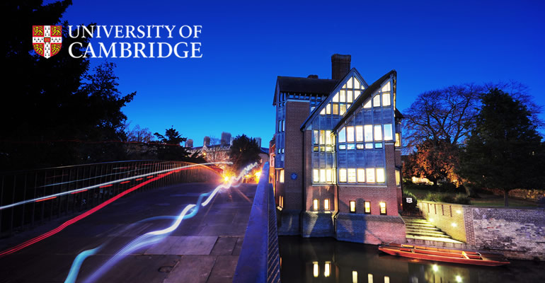 Be a member of a world-leading University