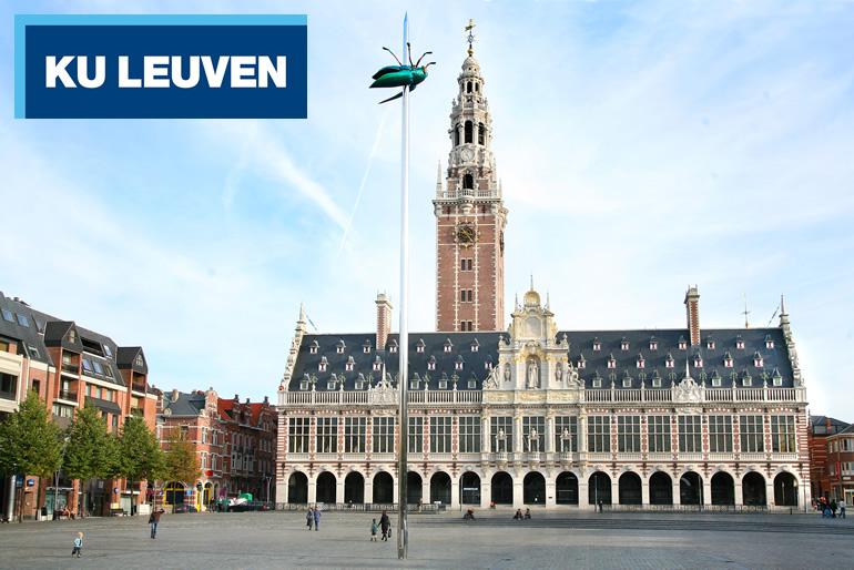 Master thesis ku leuven belgium