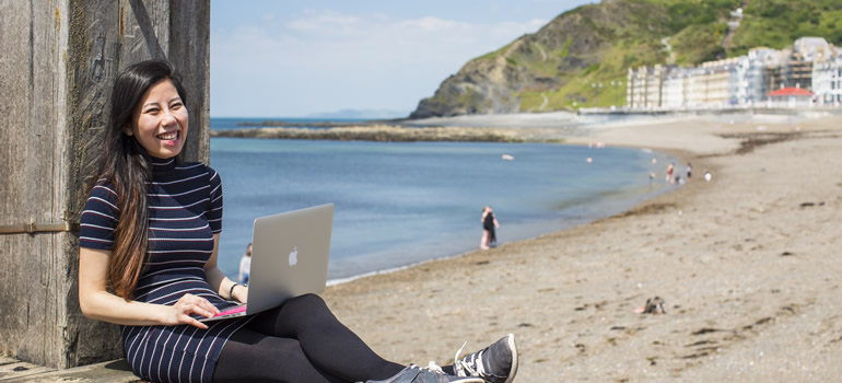 Aberystwyth University - This Is Your Place