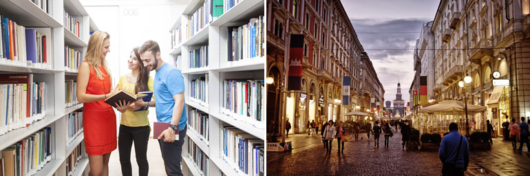 Bocconi University believes in the importance of international programs
