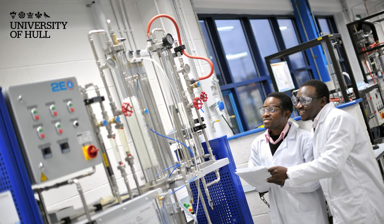 Study Science and Engineering at the University of Hull