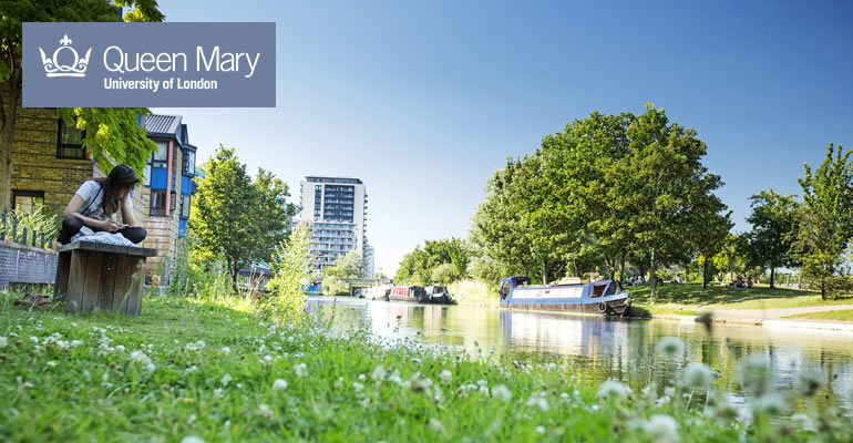 Postgraduate Study at Queen Mary, University of London