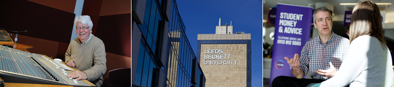 Career change? Career progression? Passionate about study? Leeds Beckett can help you achieve your goals.