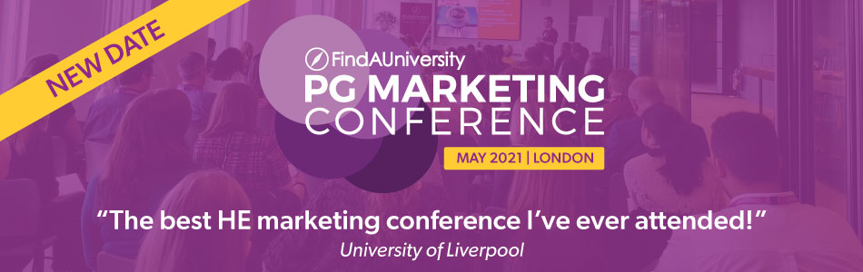 Postgraduate Event: Autumn Marketing Conference September