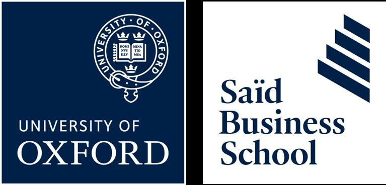 Saïd Business School Logo