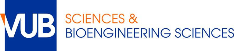 Faculty of Science and Bio-engineering Sciences Logo