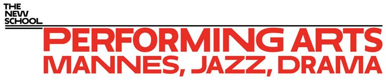 College of Performing Arts Logo