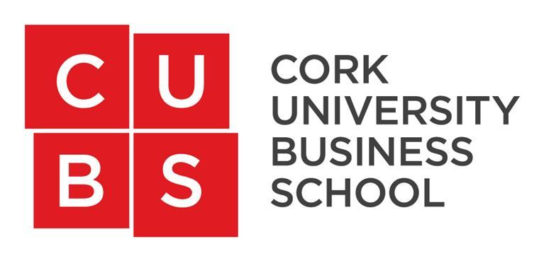 Cork University Business School Logo