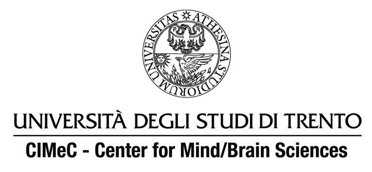 Center for Mind/Brain Science - CIMeC Logo