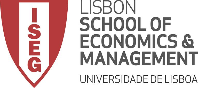 ISEG - Lisbon School of Economics and Management Logo